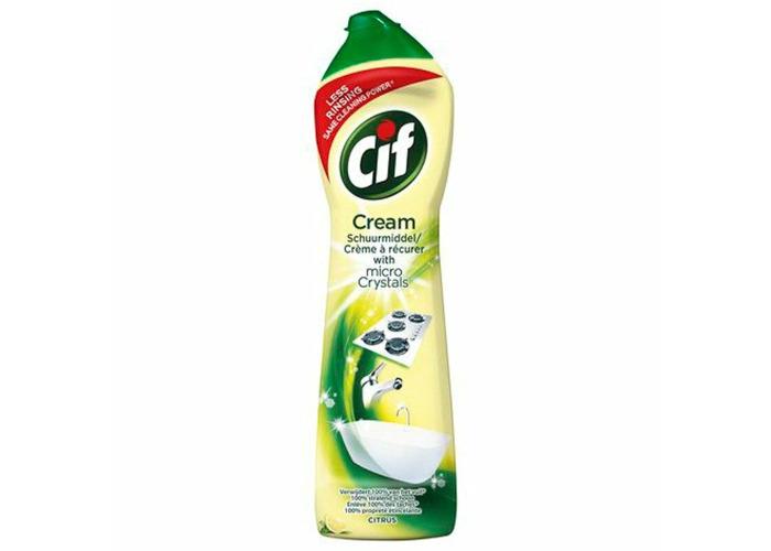 ( 2 x 1 )CIF CREAM CLEANER WITH MICRO CRYSTALS LEMON ORIGINAL  - 2