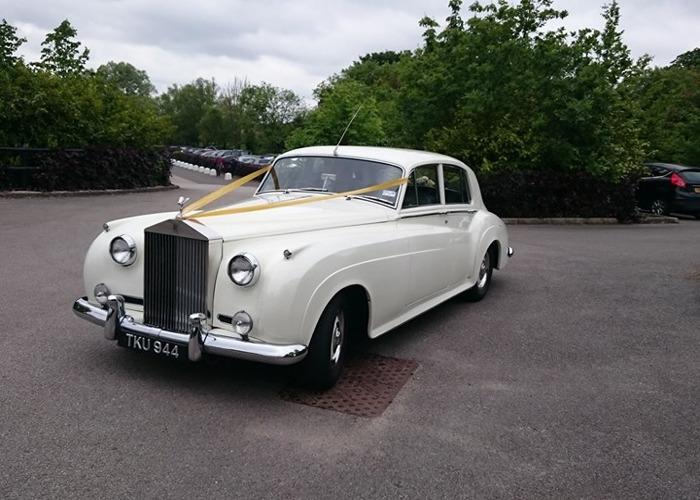 1957 Rolls Royce Silver Cloud - 1