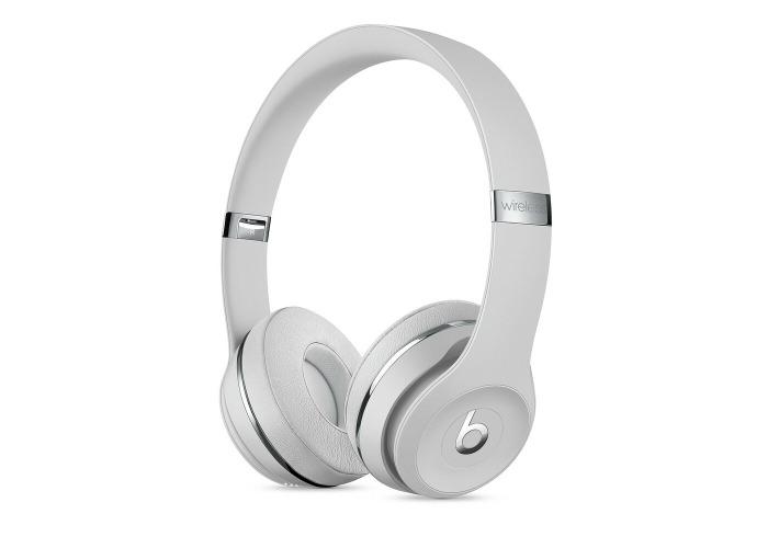 97d5ef57671 Buy Beats Solo3 Wireless On-Ear Headphones - Satin Silver | Fat Llama