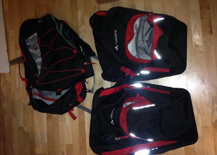 Bike Panniers / Cycle Bags - 2