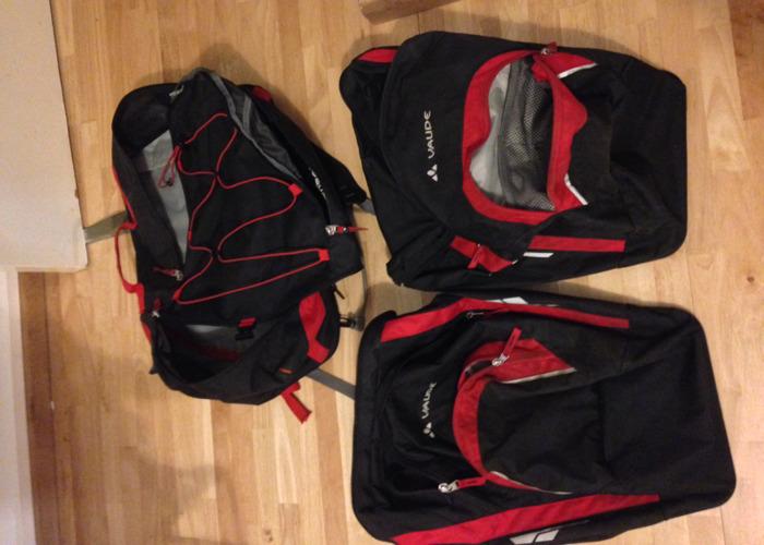 Bike Panniers / Cycle Bags - 1