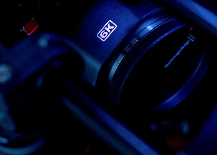 Blackmagic 6k + Rig + Lens + 1 TB SSD - 1