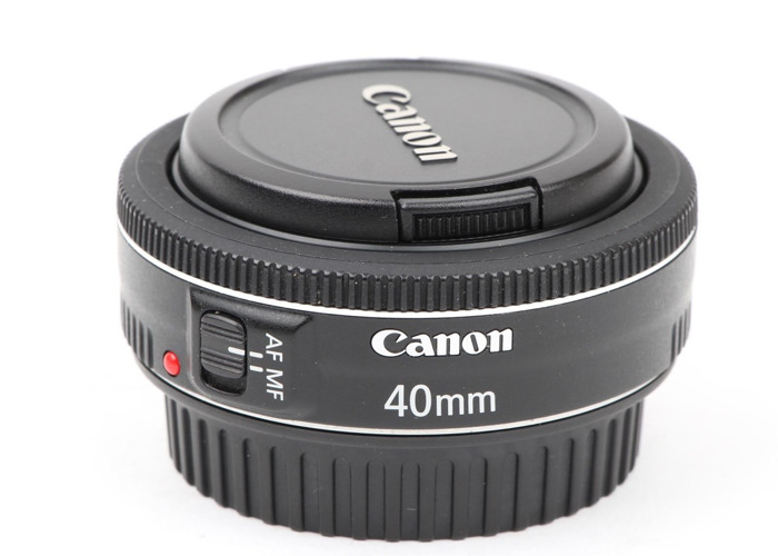 Canon EF 40mm f/2.8 STM - 1