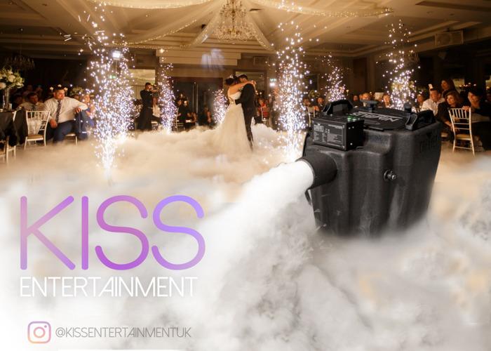❀ Dancing On Clouds Effect ❀ -- Wedding -- Dry Ice/Low Fog/Dance floor/DJ/Fireworks/Uplighting/Stage/Sparkular - 1