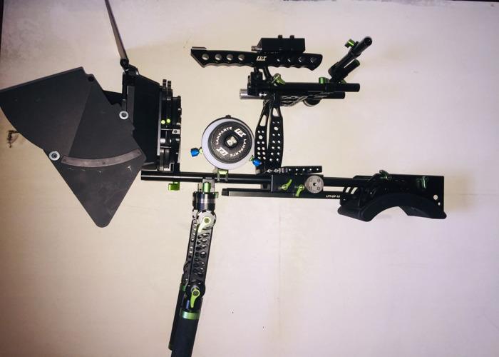Lanparte Bmcc-03 Complete Rig - 1