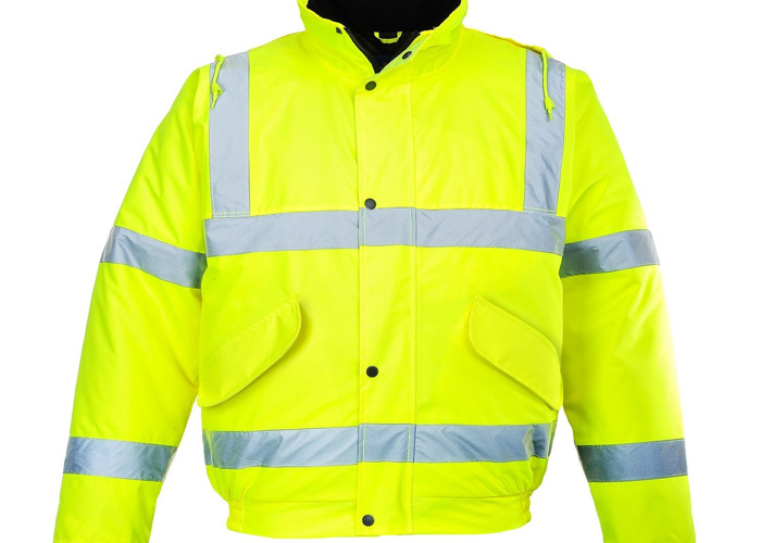 MENS HIGH VIZ JACKET  - 1
