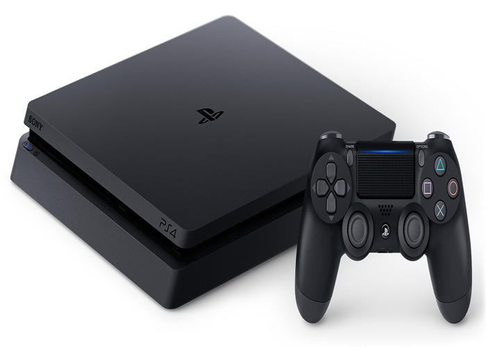 New PS4 with 2 controllers - 1