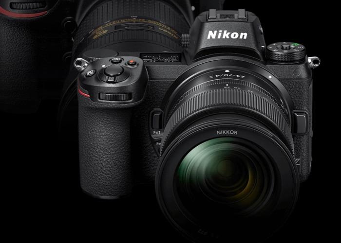 Nikon Z7 Mirrorless Digital Camera - 1