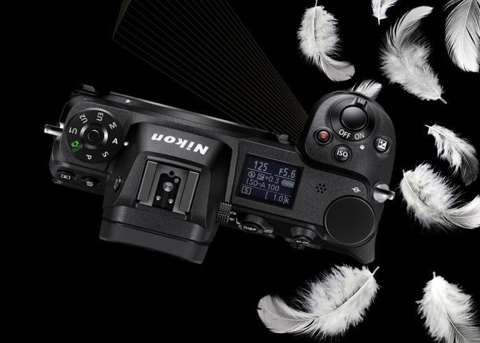 Nikon Z7 Mirrorless Digital Camera - 2