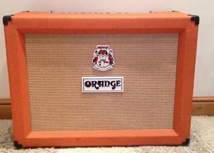 Orange CR120 Guitar Amp - 1