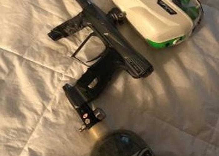 Paintball marker shocker RSX HK - 1