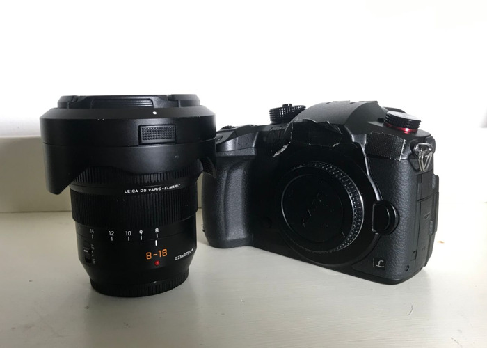 Panasonic GH5S Camera + Choice of 1 Lens - 2