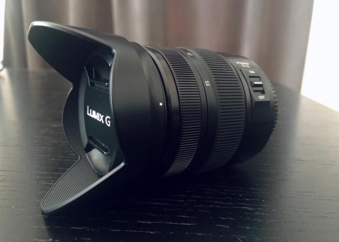 Panasonic Lumix G X Vario 12-35mm f/2.8 II ASPH  - 2