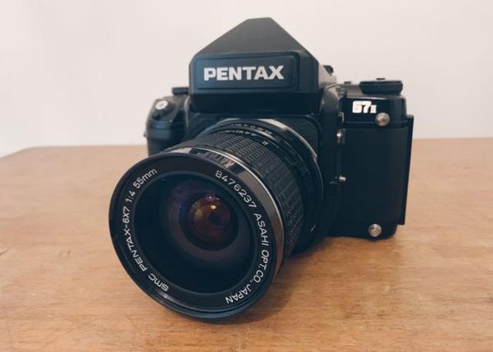 Pentax 67ii Medium format  - 1