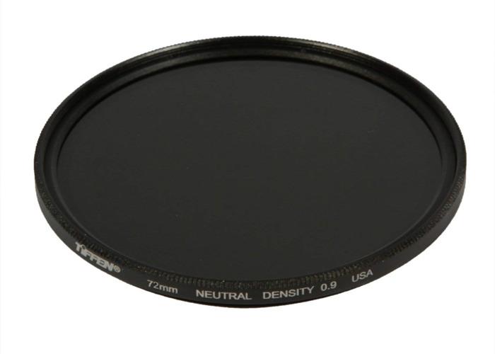 Tiffen 72mm Neutral Density 0.9 Filter - 1