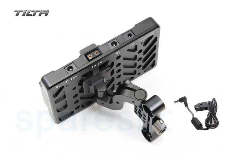 Tilta V-mount 15mm Rod Power System for Red Scarlet/Epic - 2