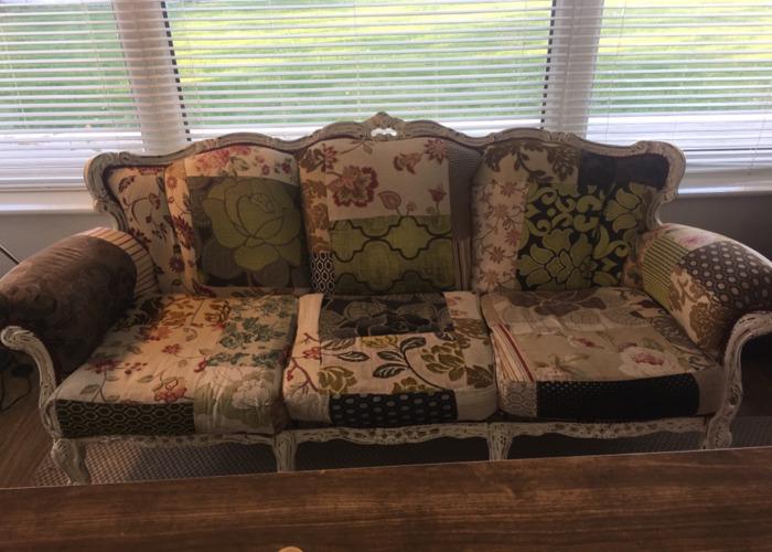Vintage sofa  - 1