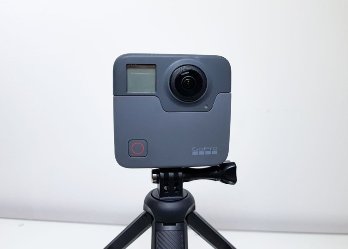Rent 01 GoPro FUSION 360 camera in London
