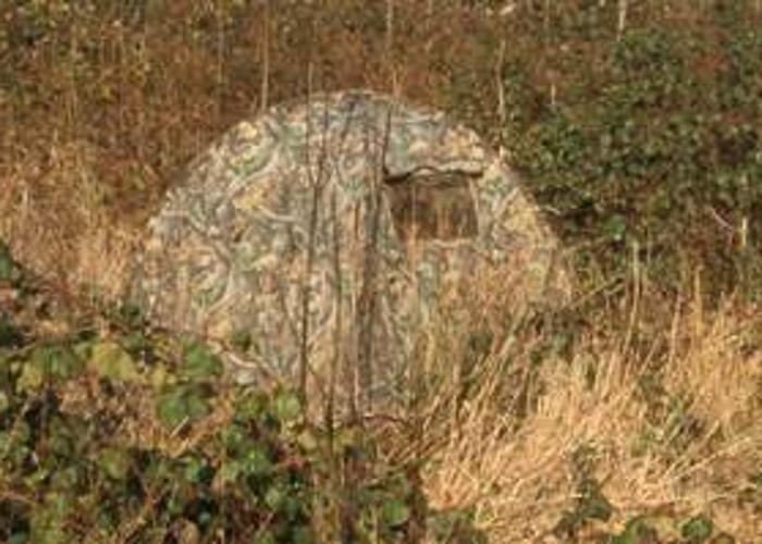 1 Man Dome Hide - Wildlife Photography - 1