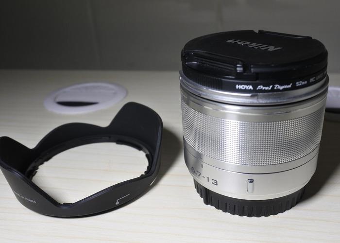 1 NIKKOR 6.7-13mm f/3.5-5.6 VR | 6.7-13mm Silver Lens for Ni - 2