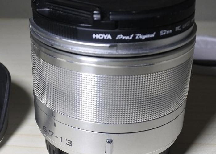 1 NIKKOR 6.7-13mm f/3.5-5.6 VR | 6.7-13mm Silver Lens for Ni - 1