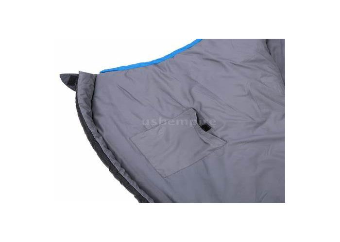 1 person mummy sleeping bag - 1