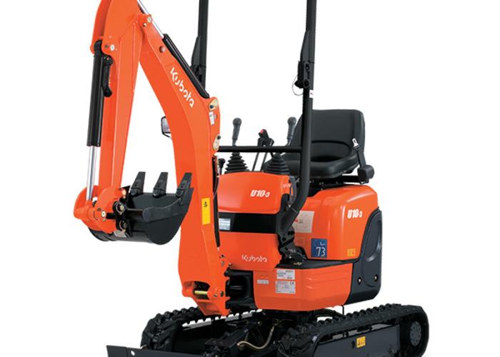 1 Tonne Digger / Excavator - 1