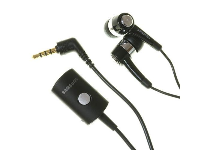 100% Genuine Samsung Stereo Headset(3.5mm) AAEP433-AARM040EBE For Samsung Galaxy S3 i9300,Samsung Tab etc - 1