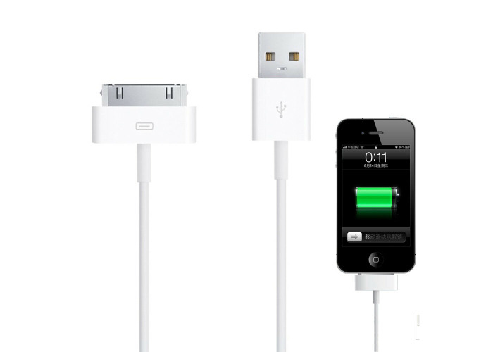 3X 6FT USB SYNC DATA POWER CHARGER CABLE APPLE NEW IPAD IPHONE IPOD TOUCH BLUE