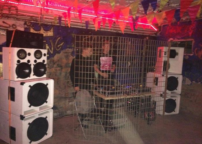 10,000W SoundSystem - 2
