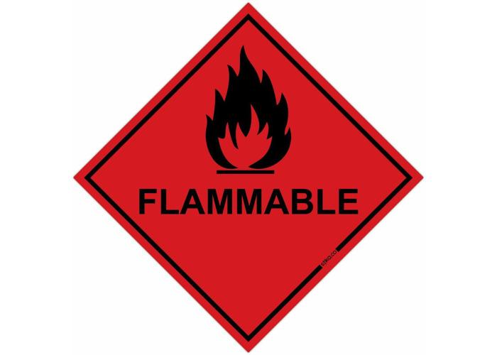 set of 2 x sticker caution hot water danger vinyl decal macbook self adhesive