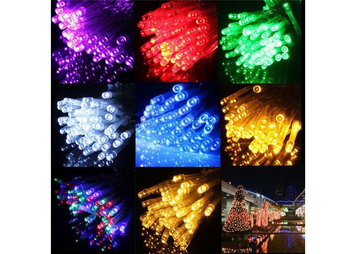 10M 80LED Battery Powered LED Funky ON/ Twinkling Lamp Fairy String Lights - 2