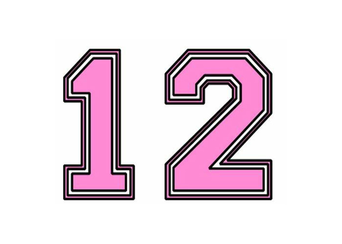 12 - 1