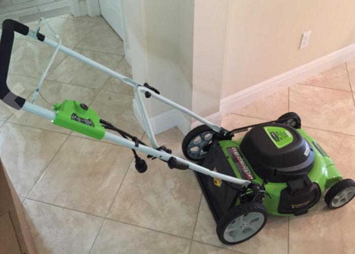 lawn mower equipment near me