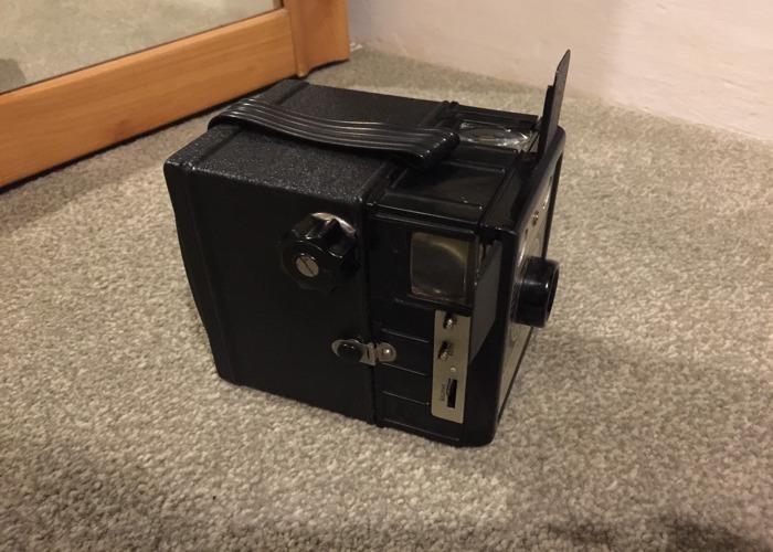 120mm roll film box camera - medium format  - 2