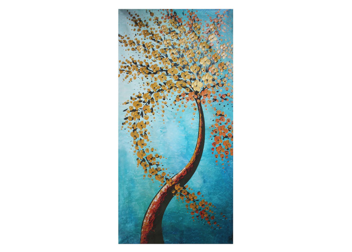 120X60CM Modern Abstract Huge Wall Art Painting On Canvas Not Framed - 1