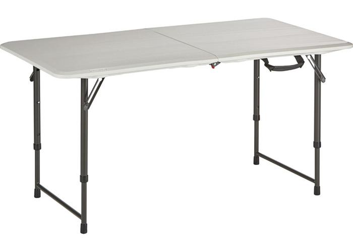 1.22m / 4ft Lifetime Seasonal Folding Party Table - 1