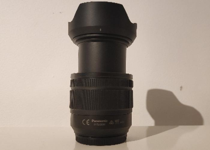 12-60mm lens for Lumix cameras - 1