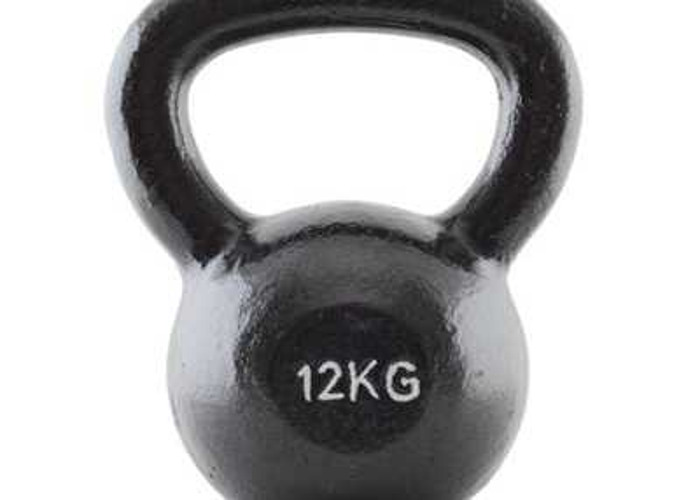 12kg Kettlebell - 1