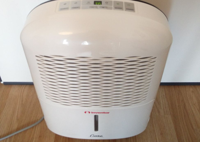 12L Portable Dehumidifier with Silent mode - 1