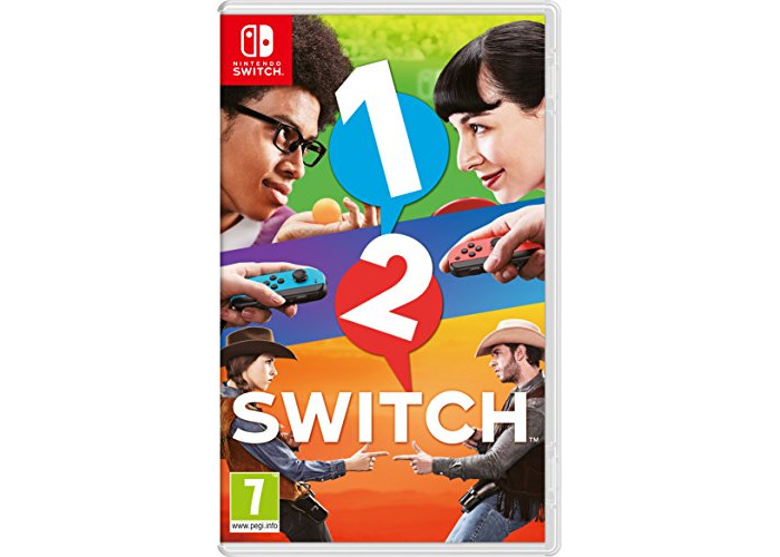 1-2-Switch (Nintendo Switch) [video game] - 1