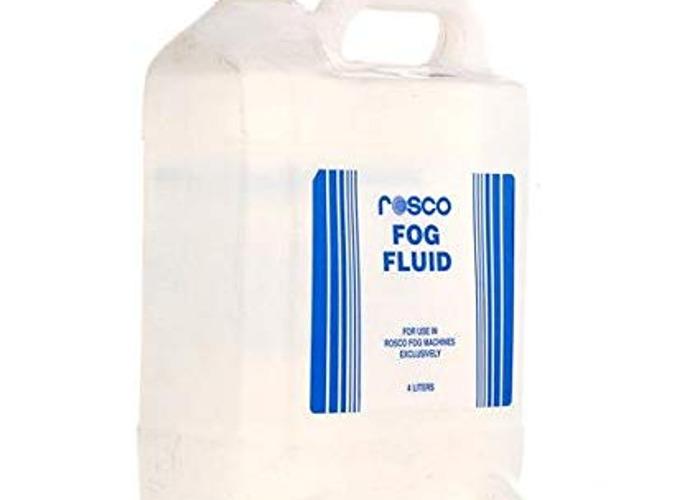 1/3 4 Liter of Rosco fog juice - 1