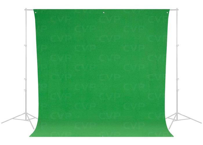 130 9' x 10' Green Screen Chroma Key Backdrop - 1