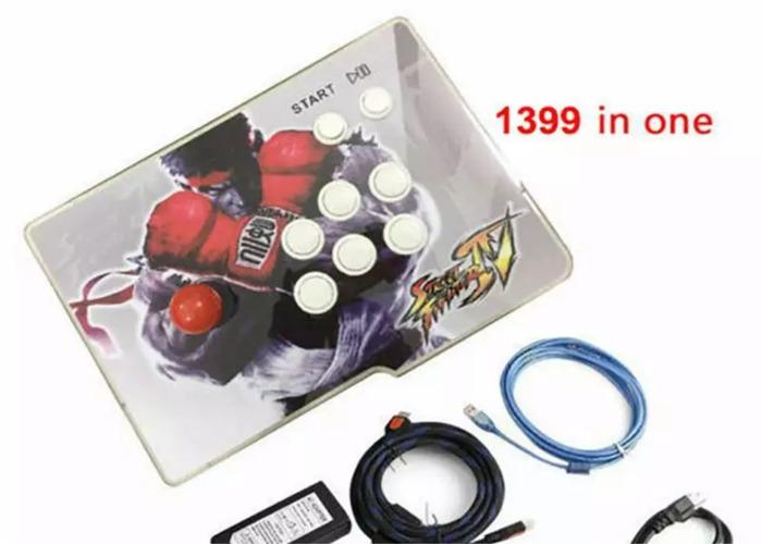 1399 in 1 Games Arcade Single Stick Home Pandora's Box 5s - 1