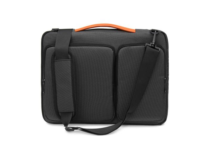 14 Inch Laptop Notebook Bag Messenger Bag Travel Bag Shoulder Bag - 1