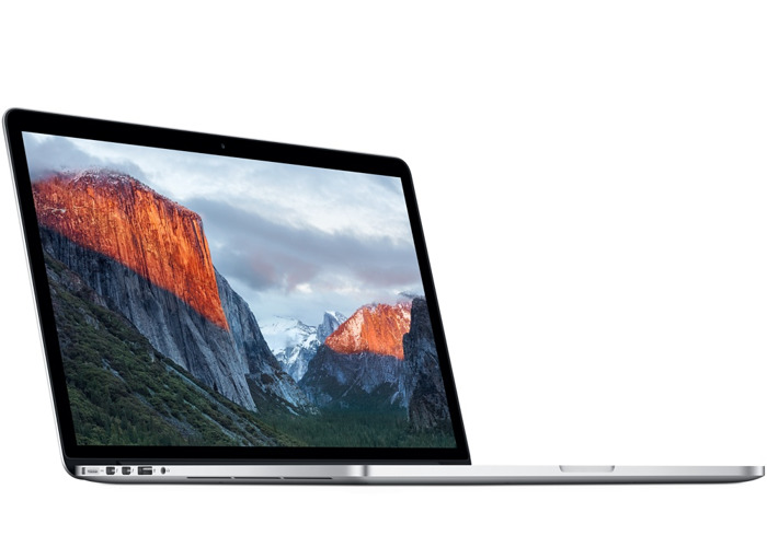 "15"" Macbook Pro Retina - 1"