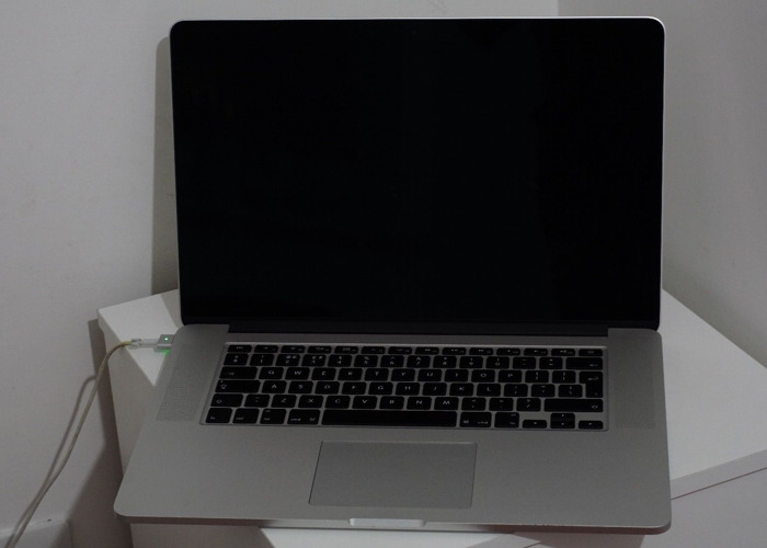 15inch Retina Macbook Pro - 1