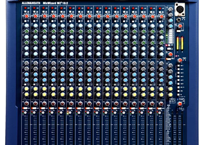16 Channel Mixer Live - 1