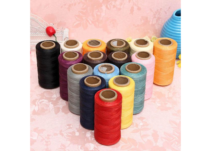 16 Colors 285 Yards Cotton Sewing Thread Spools Sewing Machine Accessories - 2