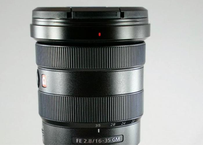 16-35mm Sony Gmaster  - 2